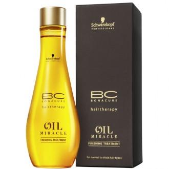 Schwarzkopf BC Oil Miracle Záverečná kúra 100ml