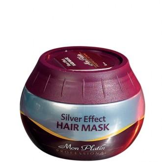 Mon Platin Maska na vlasy so strieborným efektom 300ml