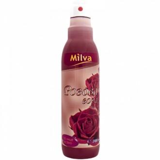 Milva Ružová voda s rozprašovačom 200ml
