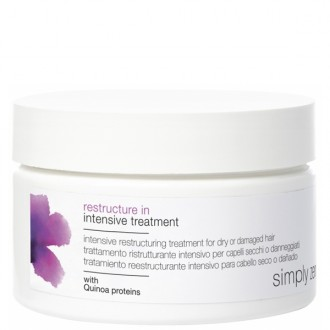 Simply Zen Restructure In Intensive Reštrukturačná maska pre suché a zničené vlasy