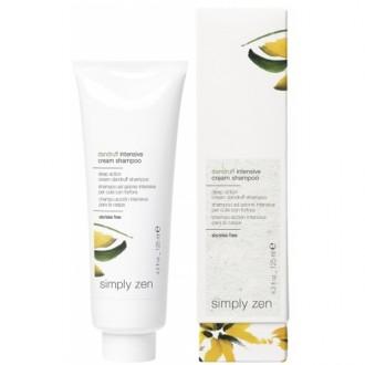 Simply Zen Dandruff Intensive Cream Krémový šampón proti lupinám 125ml
