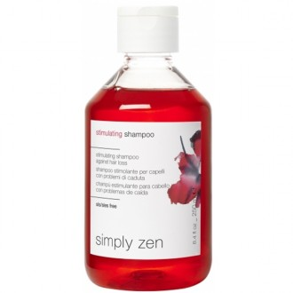 Simply Zen Stimulating Stimulačný šampón proti vypadávaniu vlasov 250ml