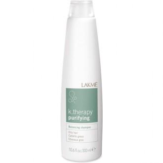 LAKMÉ Purifying Šampón na mastné vlasy 300ml