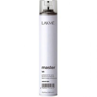 LAKMÉ Master Lak na vlasy 500ml