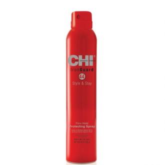 CHI 44 Iron Guard Style & Stay Termo-ochranný sprej 284g