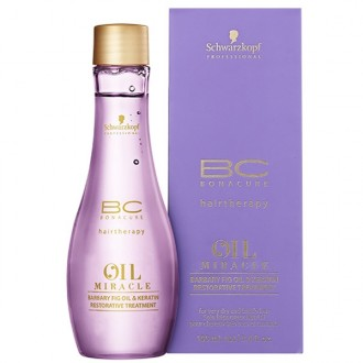 Schwarzkopf BC Oil Miracle Barbary Fig Oil & Keratin Obnovujúca kúra 100ml