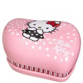 Tangle Teezer Compact Styler Hello Kitty ružovo-biely
