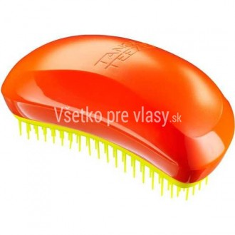 Tangle Teezer Elite oranžovo-žltý