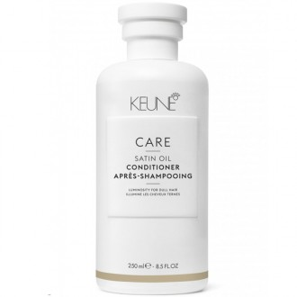 KEUNE CARE SATIN OIL Kondicionér so satinovým olejom 250ml