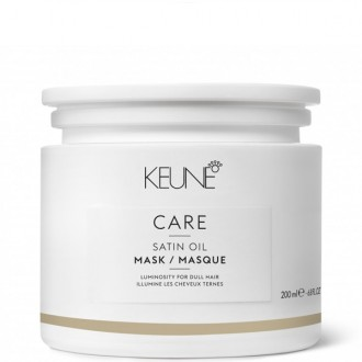 KEUNE CARE SATIN OIL Maska so satinovým olejom