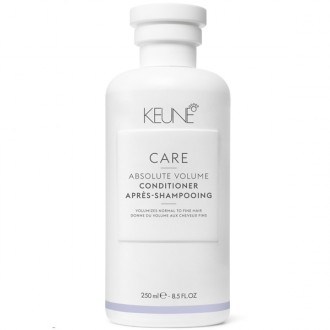 KEUNE CARE ABSOLUTE VOLUME Kondicionér na objem 250ml