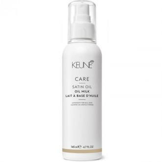 KEUNE CARE SATIN OIL Satinové mlieko 140ml
