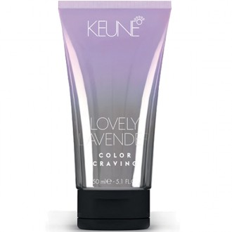 KEUNE COLOR CRAVING Lovely Lavander - pastelovo fialový kondicionér 150ml