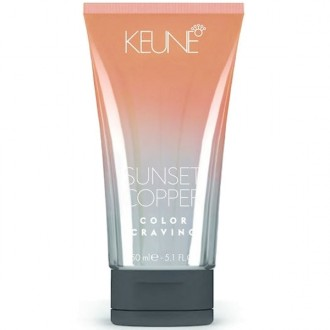 KEUNE COLOR CRAVING Sunset Copper Slnečný medený kondicionér 150ml