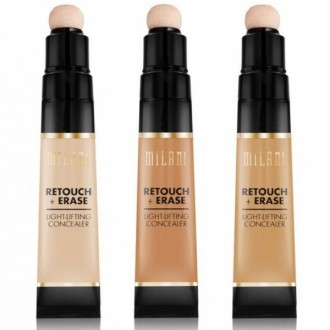MILANI Korektor Retouch + Erase Light Lifting Concealer 7ml