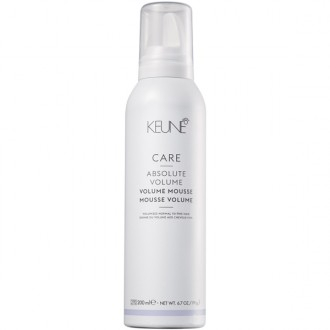 KEUNE CARE ABSOLUTE VOLUME Penové tužidlo na objem 200ml