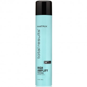MATRIX Total Results High Amplify Proforma Hairspray Lak so silnou fixáciou 400ml