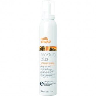 Milk Shake Moisture Plus Whipped Cream Neoplachujúca ochranná pena 200ml
