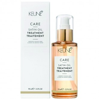KEUNE CARE SATIN OIL TREATMENT Kúra so satinovým olejom 95ml