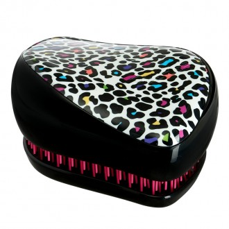 Tangle Teezer Compact Punk Leopard