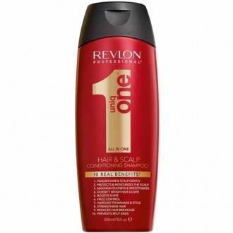 Revlon Uniq One All In One Conditioning Shampoo Čistiaci šampón 300ml