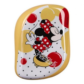 Tangle Teezer Compact Disney Minnie Mouse žltý