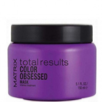 MATRIX Total Results Color Obsessed MAska pre žiarivú farbu 150ml