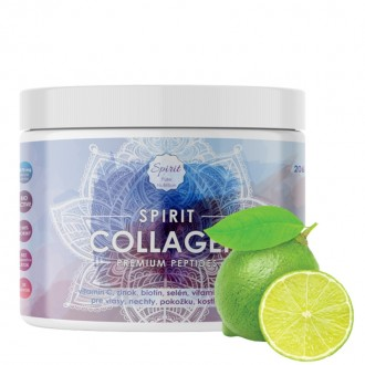 SPIRIT COLLAGEN limetka 207g