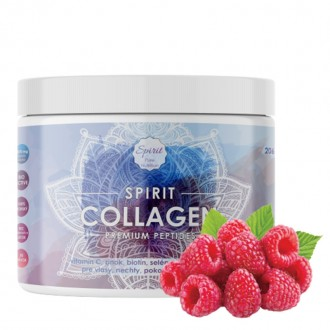 SPIRIT COLLAGEN malina 207g
