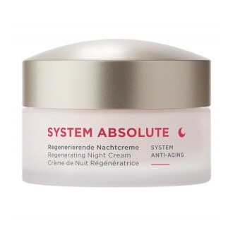 Annemarie Börlind System Absolute System Anti-Aging Nočný krém 50ml