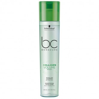 Schwarzkopf BC Collagen Volume Boost Objemový šampón 250ml
