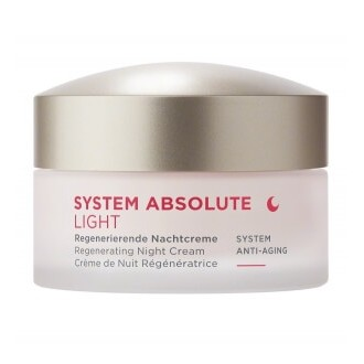 Annemarie Börlind System Absolute System Anti-Aging Nočný krém LIGHT 50ml