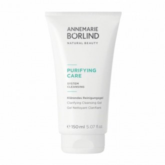 Annemarie Börlind  PURIFYING CARE System Cleansing  Čistiací gél pre mastnú pleť 150ml