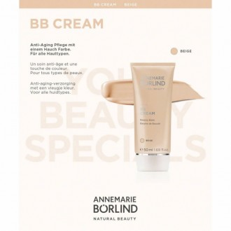 Annemarie Börlind VZORKA BB krém BEIGE 2ml