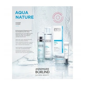 Annemarie Börlind  VZORKA AQUANATURE System Hydro línia 4x 2ml