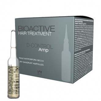 FARMAGAN BIOACTIVE Hair Treatment D-CONTROL Ampulky proti suchým lupinám 10 x 7,5ml