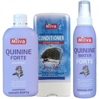 Milva Chinín Forte Care 600ml